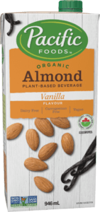 Organic Almond Vanilla - 946 ML